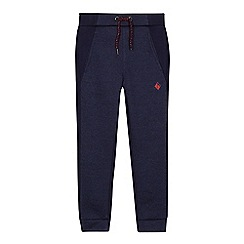 Baker by Ted Baker - Boys' navy panelled jogging bottoms
