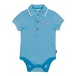 Baker by Ted Baker - Boys' Multicoloured Polo Bodysuit