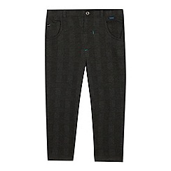 Baker by Ted Baker - Boys' Grey Checked Chinos