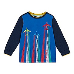Baker by Ted Baker - Kids' Navy Aeroplane Print T-shirt