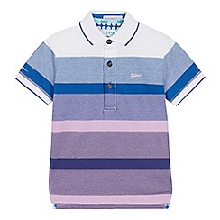 Baker by Ted Baker - Boys' Multicoloured Striped Polo Shirt