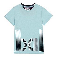 Baker by Ted Baker - Boys' Aqua Logo T-Shirt