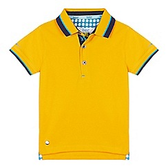 Baker by Ted Baker - Boys' Mustard Polo Shirt