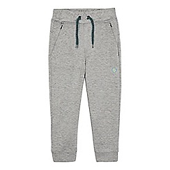 Baker by Ted Baker - Boys' grey textured joggers
