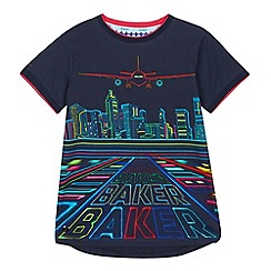 Baker by Ted Baker - Boys' Multicoloured Airport T-Shirt