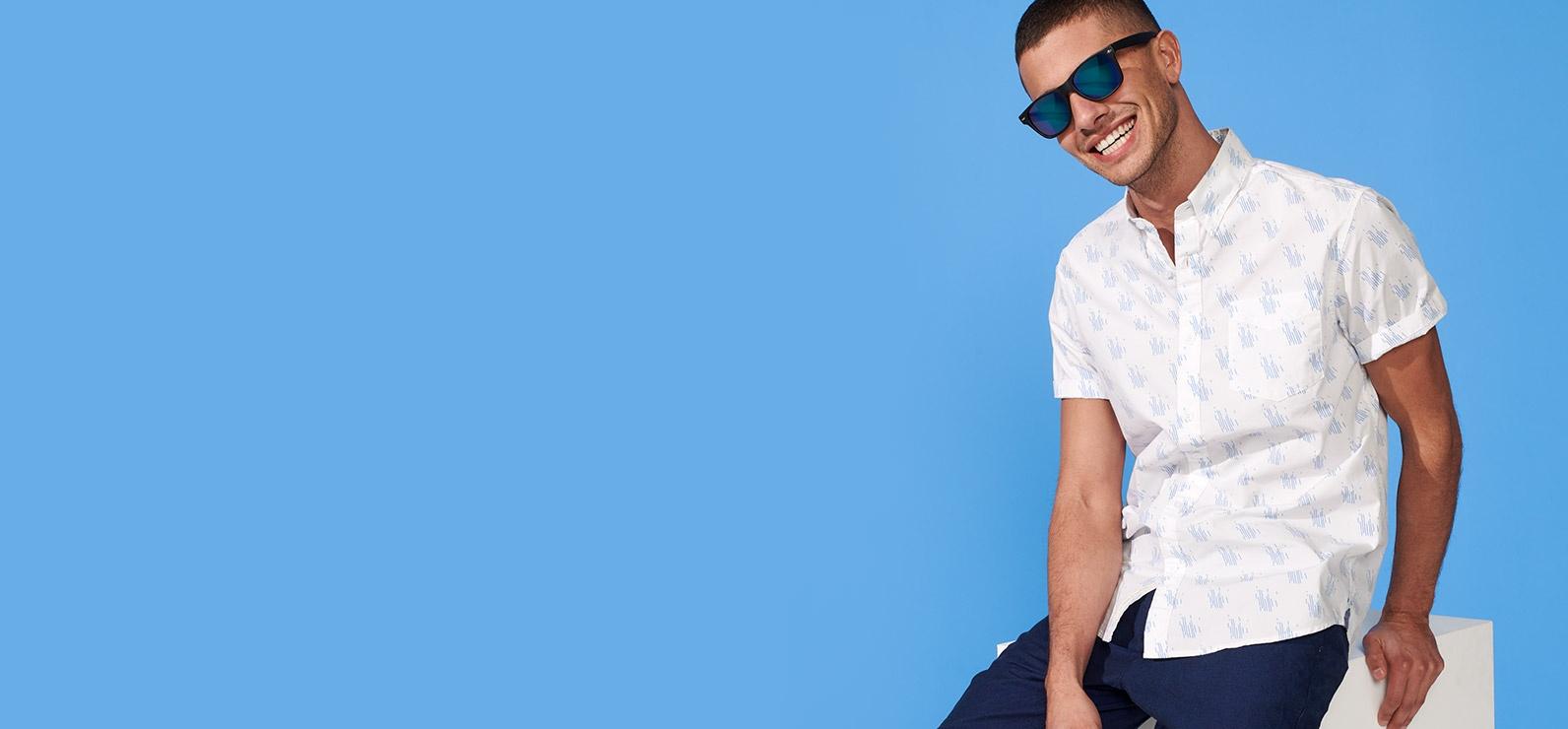 474f638c Men's Holiday Clothes | Debenhams