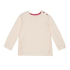 Baker by Ted Baker - Girls' pin spot frill sweat top