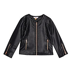 Baker by Ted Baker - Girls' black jacket