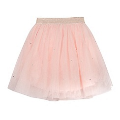 Baker by Ted Baker - Light pink tulle skirt