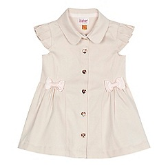 Baker by Ted Baker - Baby girls' light pink shirt dress