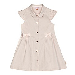 Baker by Ted Baker - Girls' light pink shirt dress