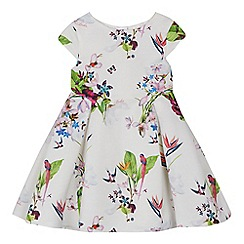 Baker by Ted Baker - 'Girls' floral print dress