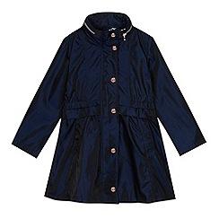 c4d6ce8e1eae Baker by Ted Baker - Girls  navy shower resistant jacket