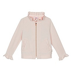 Baker by Ted Baker - 'Girls' pink jacket