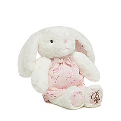 Baker by Ted Baker - Girls' white bunny soft toy
