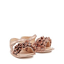 Baker by Ted Baker - 'Baby girls' pink sandals