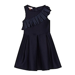 Baker by Ted Baker - Girls' pleat front dress