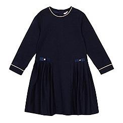 Baker by Ted Baker - Girls' navy Ponte dress