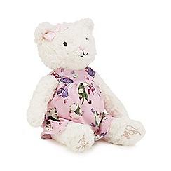 Baker by Ted Baker - Cream teddy bear in a dress