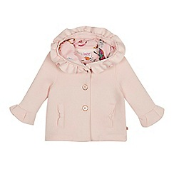 Baker by Ted Baker - Girls' Pink Frill Jacket