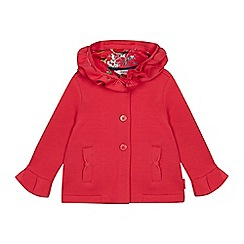 Baker by Ted Baker - Girls' Red Frill Jacket