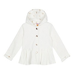 Baker by Ted Baker - Girls' Off White Peplum Jacket