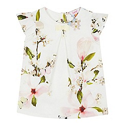 Baker by Ted Baker - Girls' Off White 'Harmony' Top