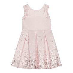 Baker by Ted Baker - Girls' Pink Diamante Dress