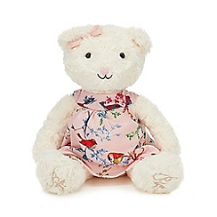 Baker by Ted Baker - Girls' Light Pink Teddy Soft Toy