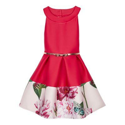 debenhams girls dresses