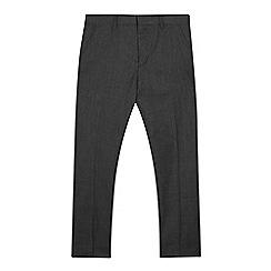 RJR.John Rocha - 'Boys' grey birdseye regular fit trousers