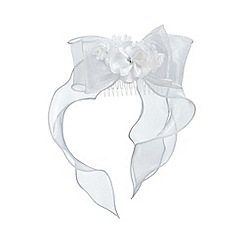 RJR.John Rocha - Girls' white hair slide