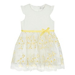 RJR.John Rocha - 'Baby girls' floral embroidered dress