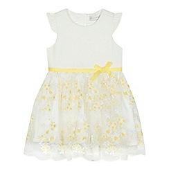 RJR.John Rocha - 'Baby girls' floral embroidered dress