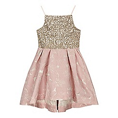 RJR.John Rocha - 'Girls' pink sequinned dress