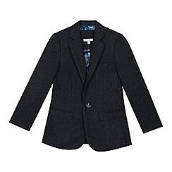 RJR.John Rocha - Boys' navy wool rich blazer