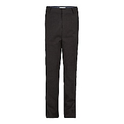 RJR.John Rocha - Designer boy's grey pin dot slim leg trousers