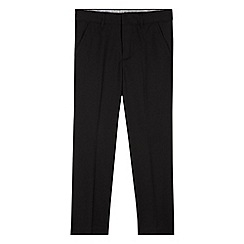 RJR.John Rocha - Designer boy's black smart trousers