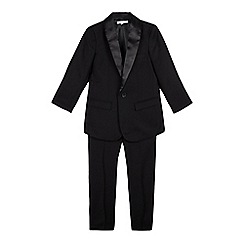 Occasions - Boys' Black Tuxedo Set