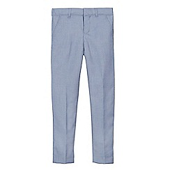 RJR.John Rocha - Boys' blue chambray trousers