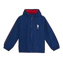 U.S. Polo Assn. - Boys' navy jacket