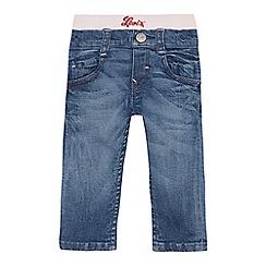 Levi's - Babies' blue mid wash jeans