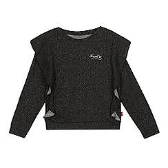 Levi's - Girls' black 'Biarritz' sweater