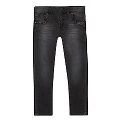 Levi's - Boys' dark grey mid wash '510' skinny fit jeans
