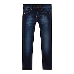 Levi's - Boys' dark blue mid wash '511' slim fit jeans