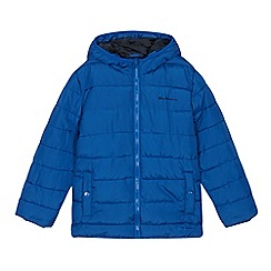 Ben Sherman - Kids' blue padded coat