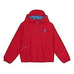 U.S. Polo Assn. - Kids' red jacket