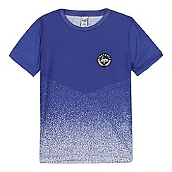 Hype - Boys' Blue Speckled Print T-Shirt