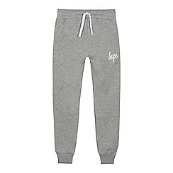 Hype - Boys' grey jogging bottoms
