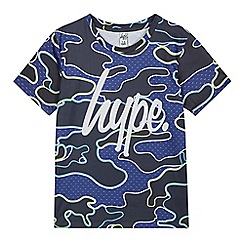 Hype - Boys' Multicoloured Logo Print T-Shirt